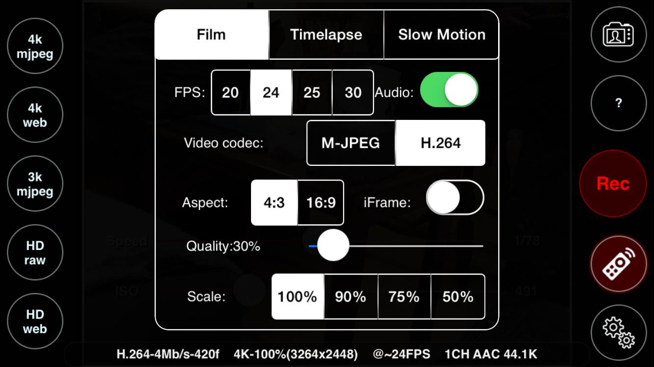 ultrakam debuts 4k video shooting for iphone 6 rh thenextweb com Manual Focus Tutorial Photography Manual Focus