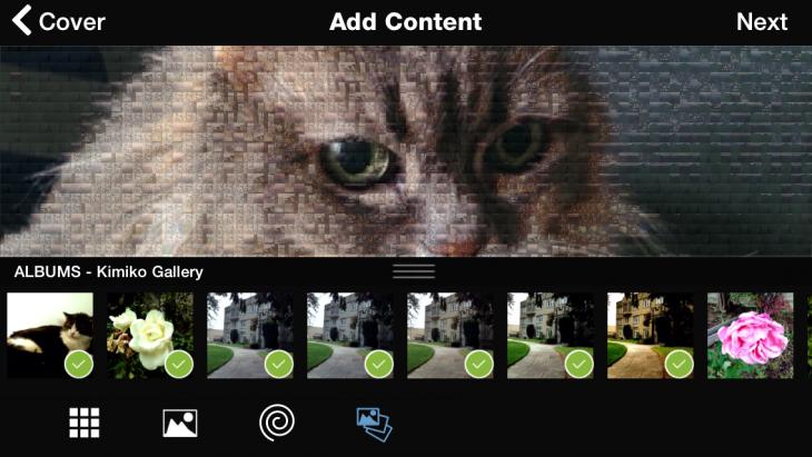 fractograf screen