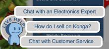 Konga customer service