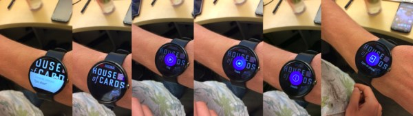Netflix Android Wear
