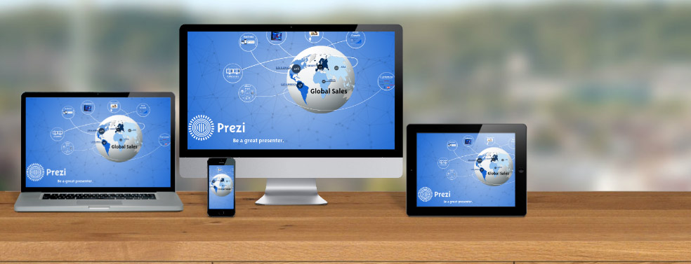 Prezi Now Lets Users Deliver Live Presentations from Anywhere
