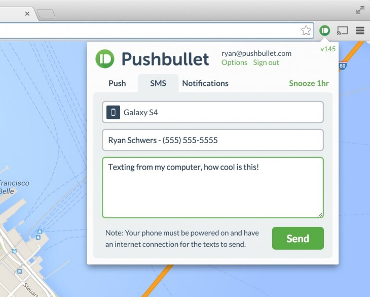 TNW's Apps of the Year: PushBullet for Android