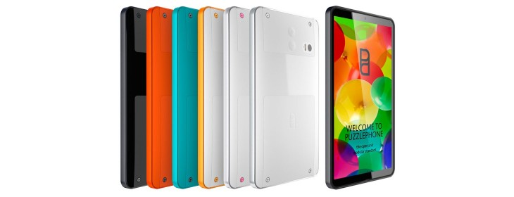 Puzzlephone colors