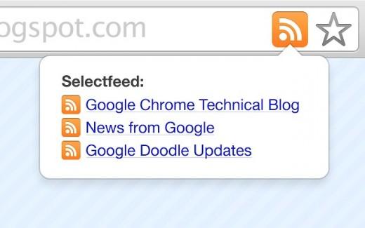 RSS Subscription Chrome Extension