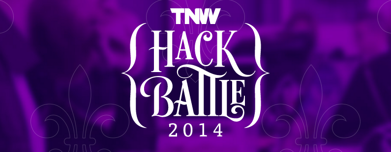 Our Hack Battle kicks off tomorrow! Last chance to sign up