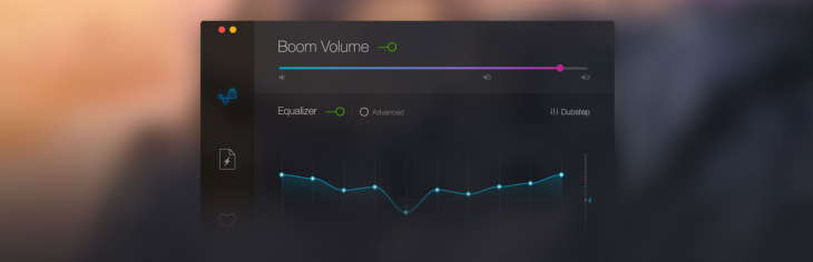Boom for Mac is a beautiful equalizer that legitimately improves your sound