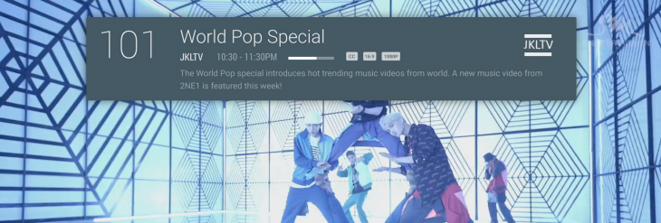 Google releases app that will bring live television broadcasts to Android TV
