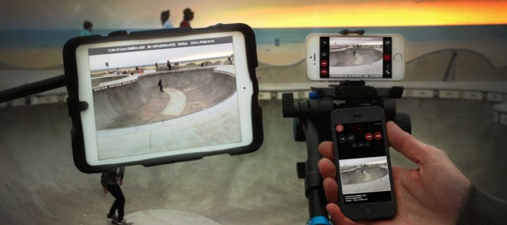 Ultrakam 4K video app arrives for iPhone 6
