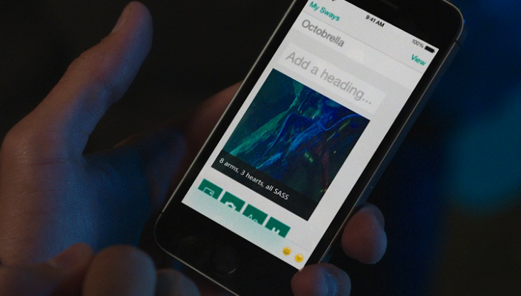 Microsoft Sway now available for all, gets new features