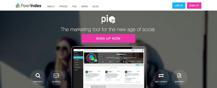 Brandwatch acquires social analytics firm PeerIndex