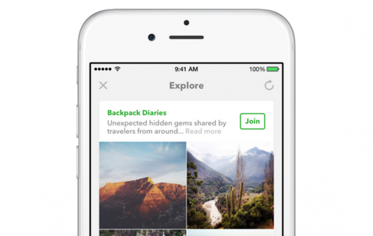 Facebook's Rooms app gets a curated 'Explore' feature