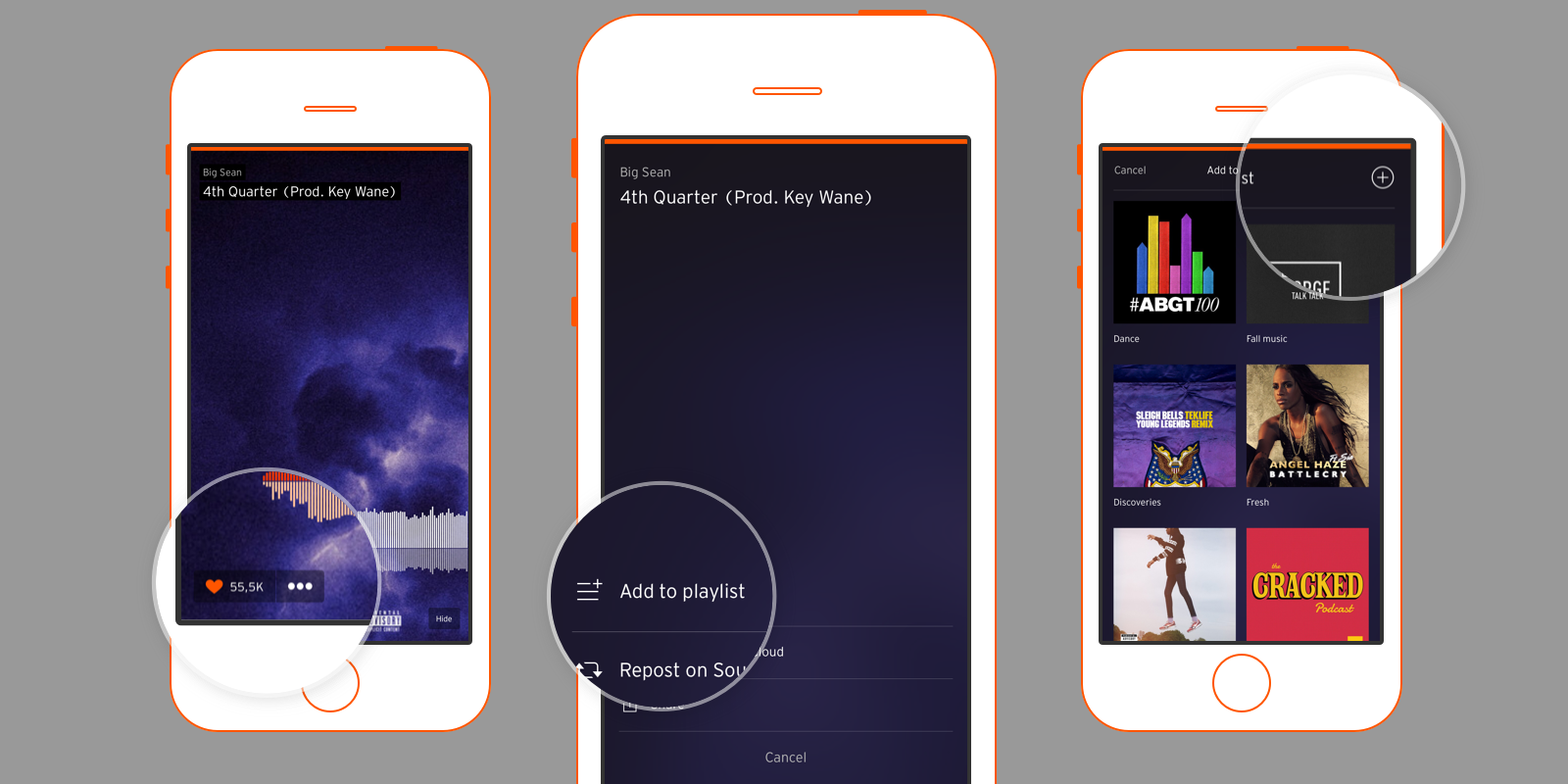You Can Now Create Playlists Using Soundcloud's iOS App