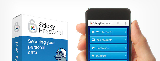 Easy password management: Get 50% off a Sticky Password premium lifetime plan
