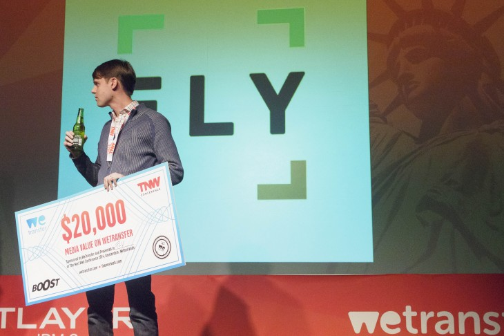Fly Labs wins #TNWUSA Boost startup competition with its easy-to-use video editing suite