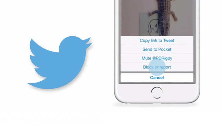 Twitter makes it easier to report abusive tweets, revamps blocked accounts management
