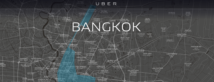 Uber's woes continue as Thailand deems some of its services illegal