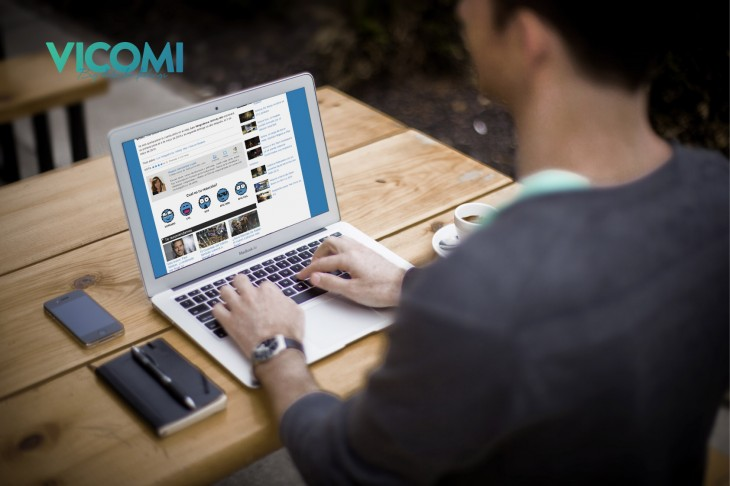 Vicomi wants to revolutionize the 'Like' with an emotion-scale feedback system