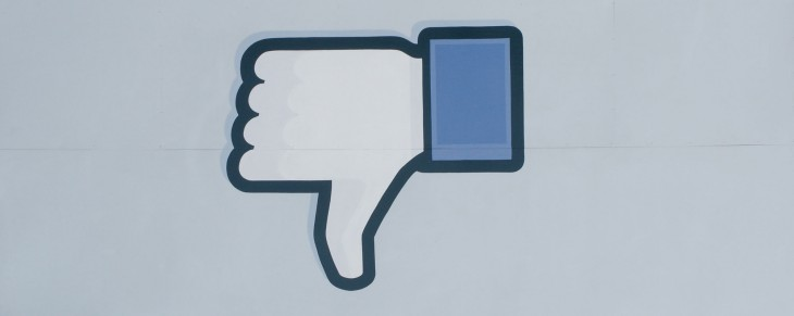 Facebook is down for some users [Update: It's back]