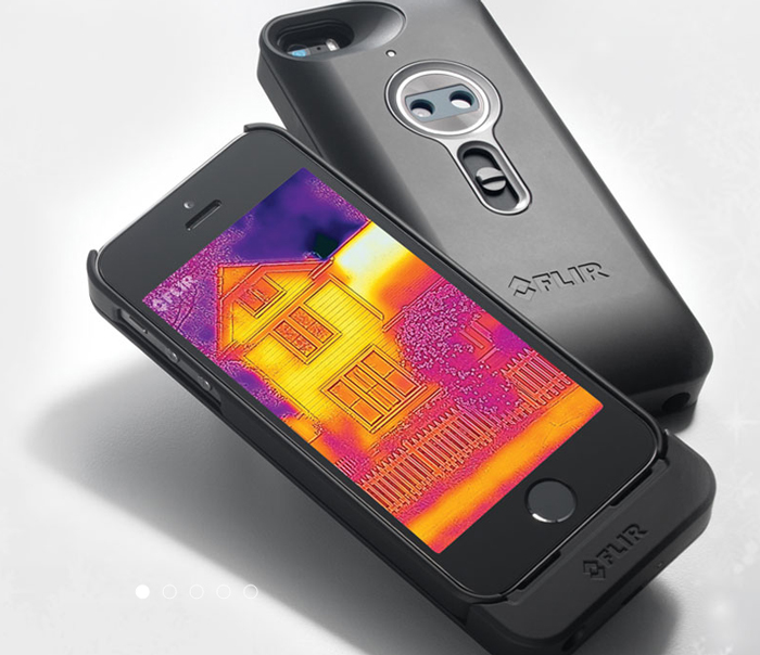 Flir Launches Developer Program for its iOS Thermal Camera
