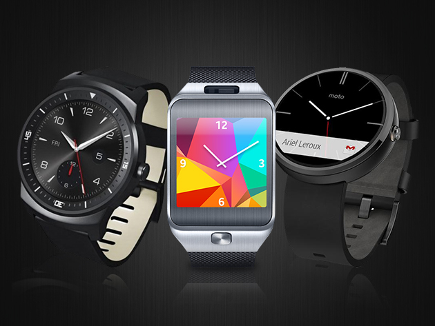 Giveaway: Choose your own Android smartwatch