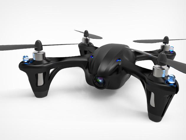 The limited edition Code Black Drone + HD Camera is back. 55% off on pre-order (available worldwide)