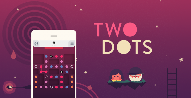 TNW's Apps of the Year: TwoDots is one adorably addictive puzzle game