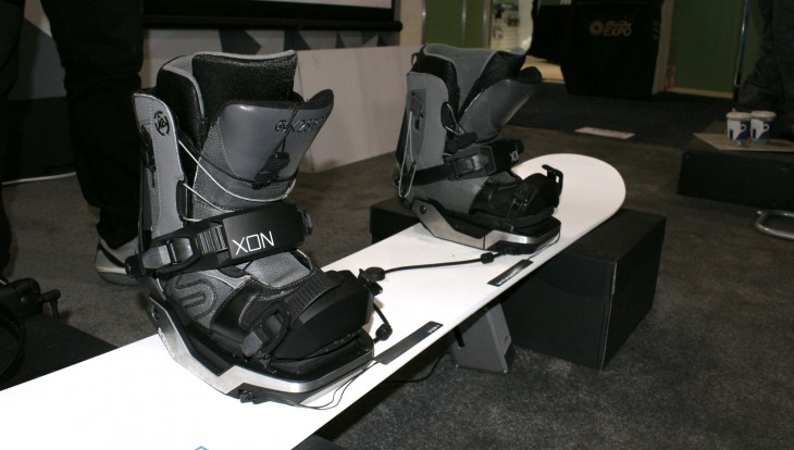 Become a better snowboarder with these motion tracking bindings