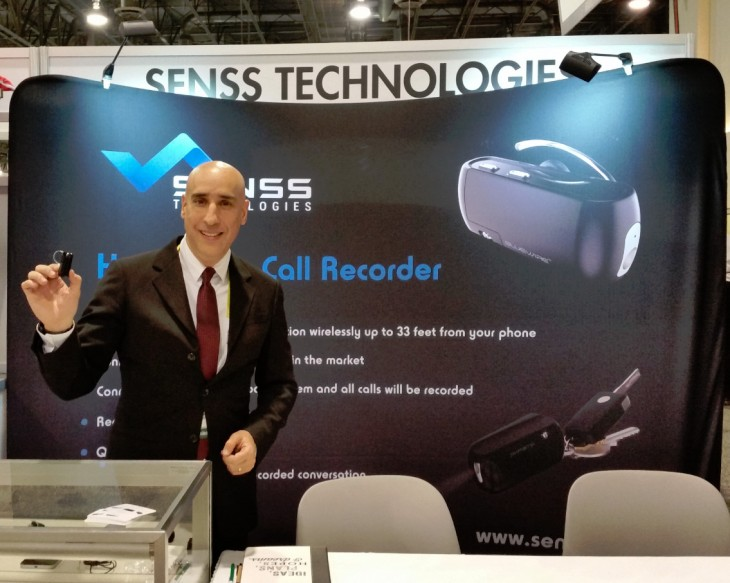 This Bluetooth Gadget Makes It Easy To Record Your Calls