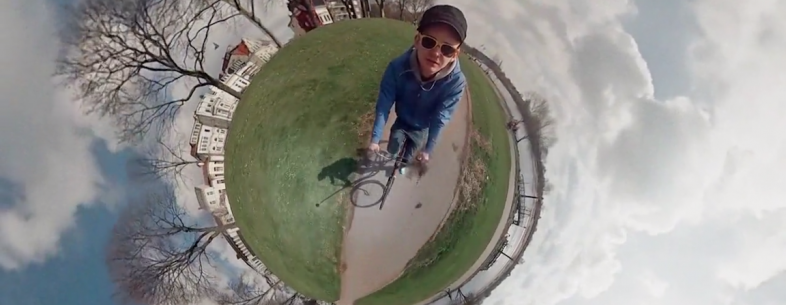 YouTube Now Supports 360-Degree Videos