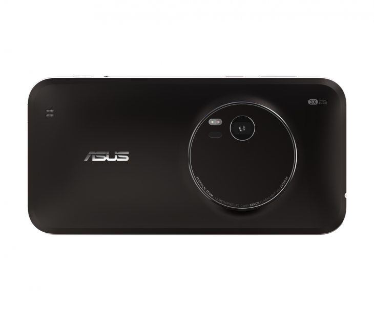Asus announces ZenFone 2, with Intel Atom processor, 13MP camera and 1080p display