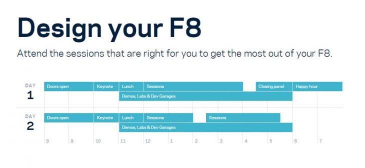 F8 Schedule