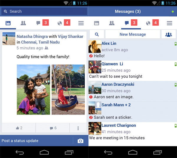 Facebook Quietly Launches a 'Lite' App for Android Users