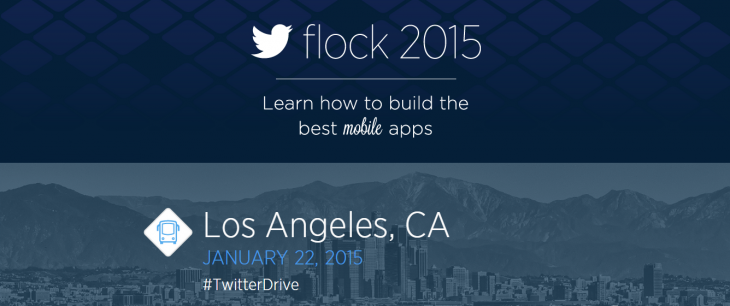 Twitter's taking its Flock developer conference on a world tour, launching first global startup ...
