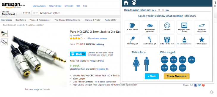 Flubit's new Chrome extension makes it easy to find a better a price for online shopping