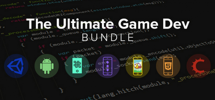 Get 95% off the Ultimate Game Developer Bundle