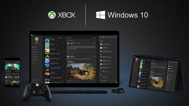 Windows 10 is getting tight Xbox integration