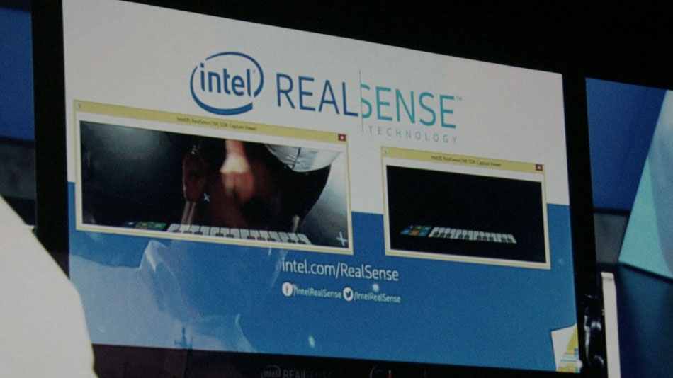 Three of the Coolest Uses for Intel's 3D Camera at CES 2015