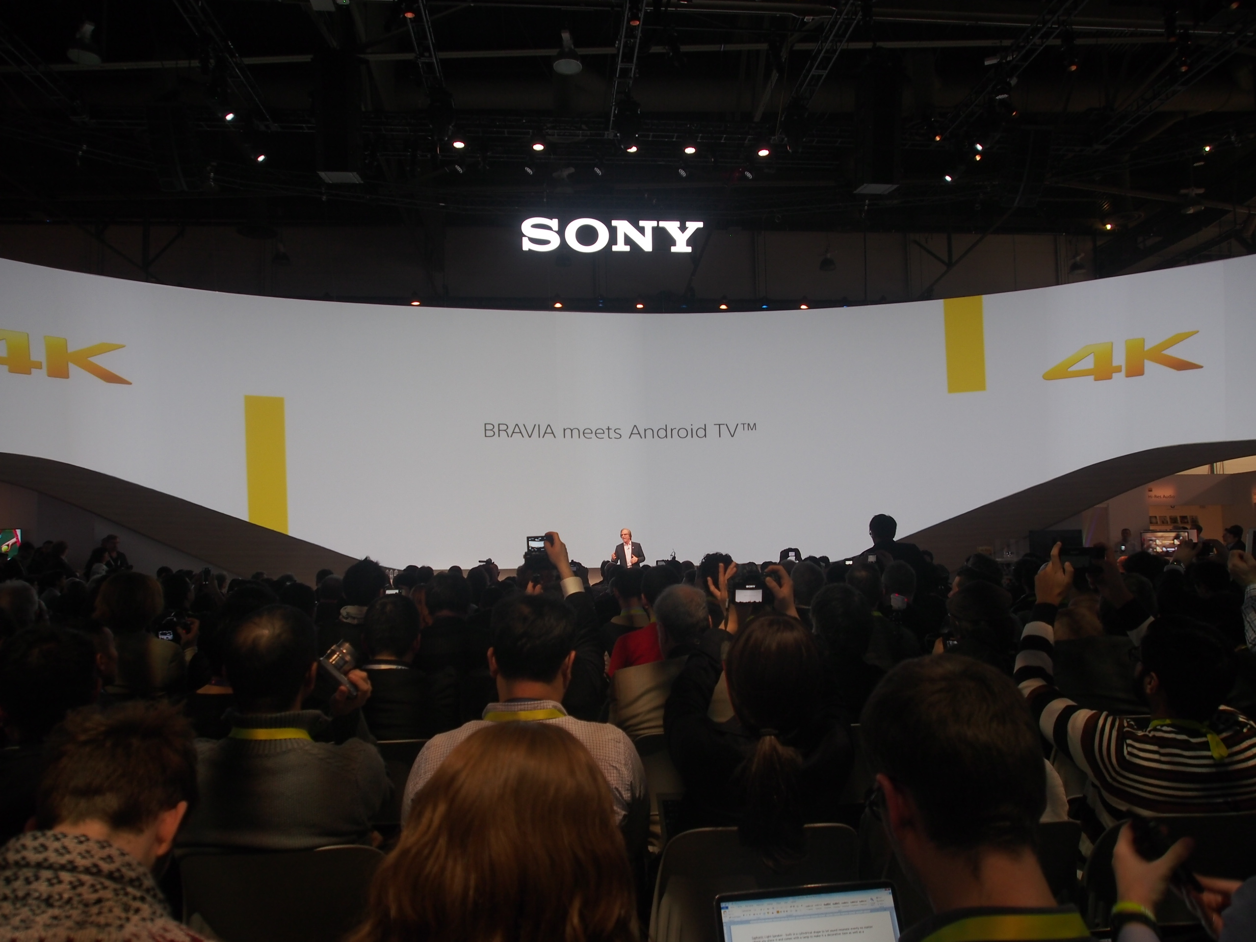 All of Sony's 2015 Bravia TVs Will Run Android TV