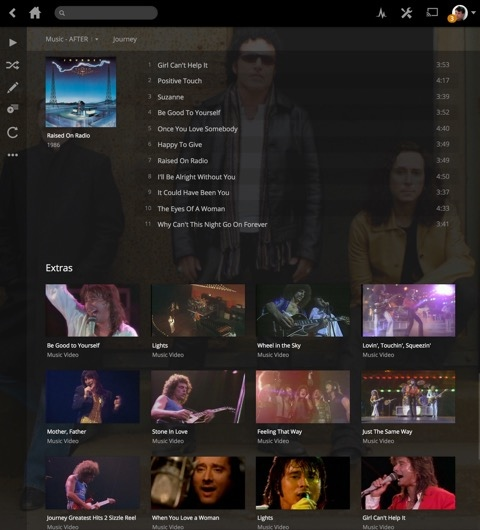 Plex Rolls Out New Music Streaming Features