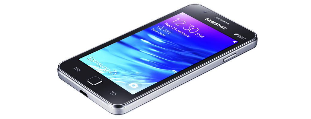 Samsung Launches its First Ever Tizen Smartphone in India