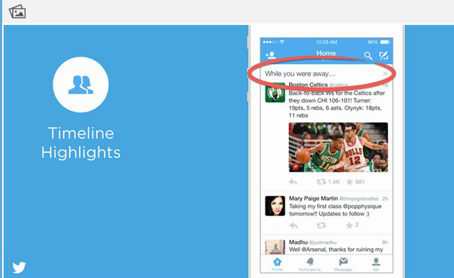 Twitter's new 'While You Were Away' recaps have been spotted on users' timelines ...