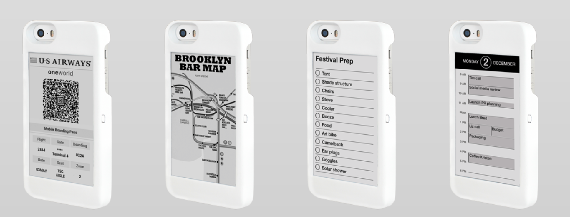 An extra screen for your iPhone? Check out the popSLATE