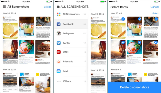 Screenshots for iOS is a better way to manage all your… screenshots
