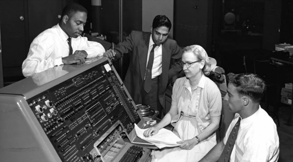 'The Queen of Code' Gives The Lowdown On Grace Hopper