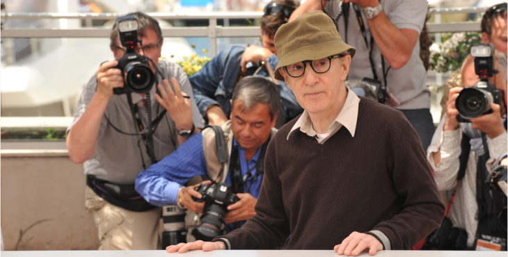 Amazon is wrong to sign Woody Allen