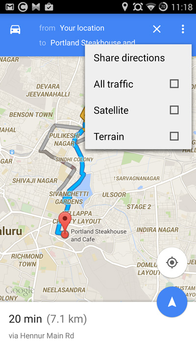 Google Maps Apps Now Feature Better Restaurant Search