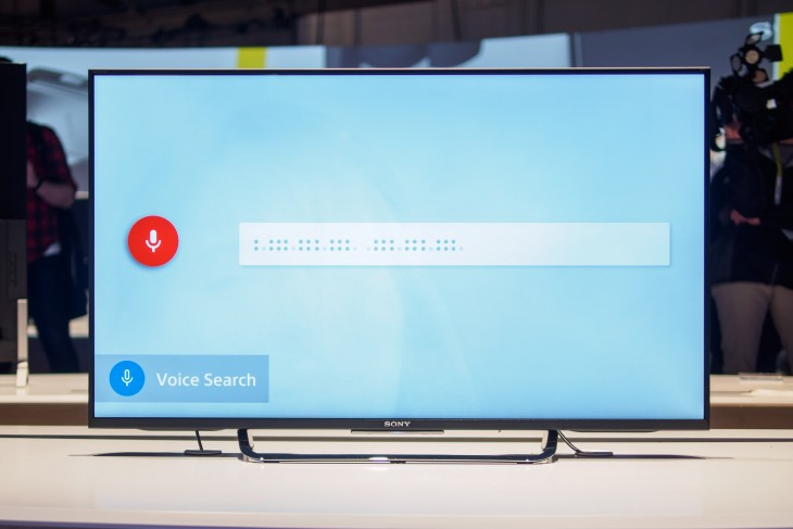 Eyes-on: Sony's new Bravia TVs bring Android to your living room