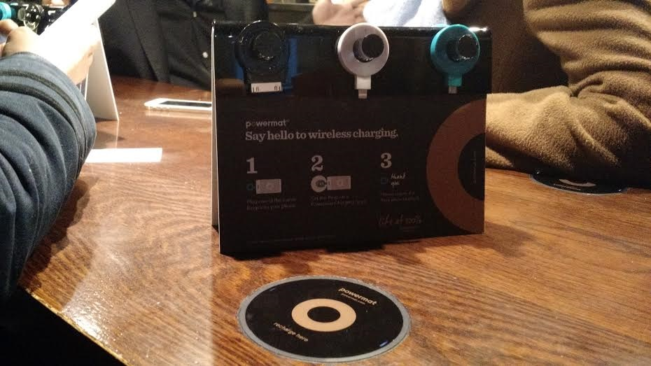 Starbucks Starts Wireless Charging Pilot in the UK