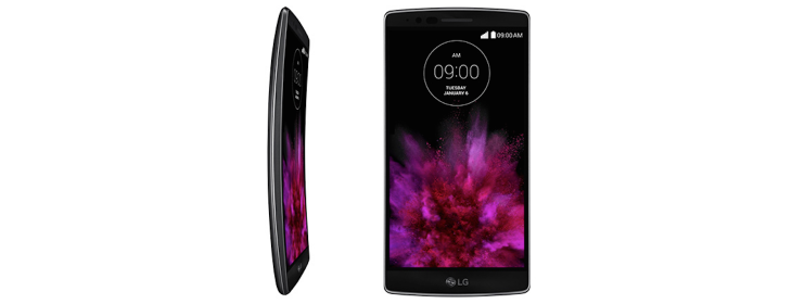 LG G Flex 2 revealed and it's sticking with the ridiculously bent design