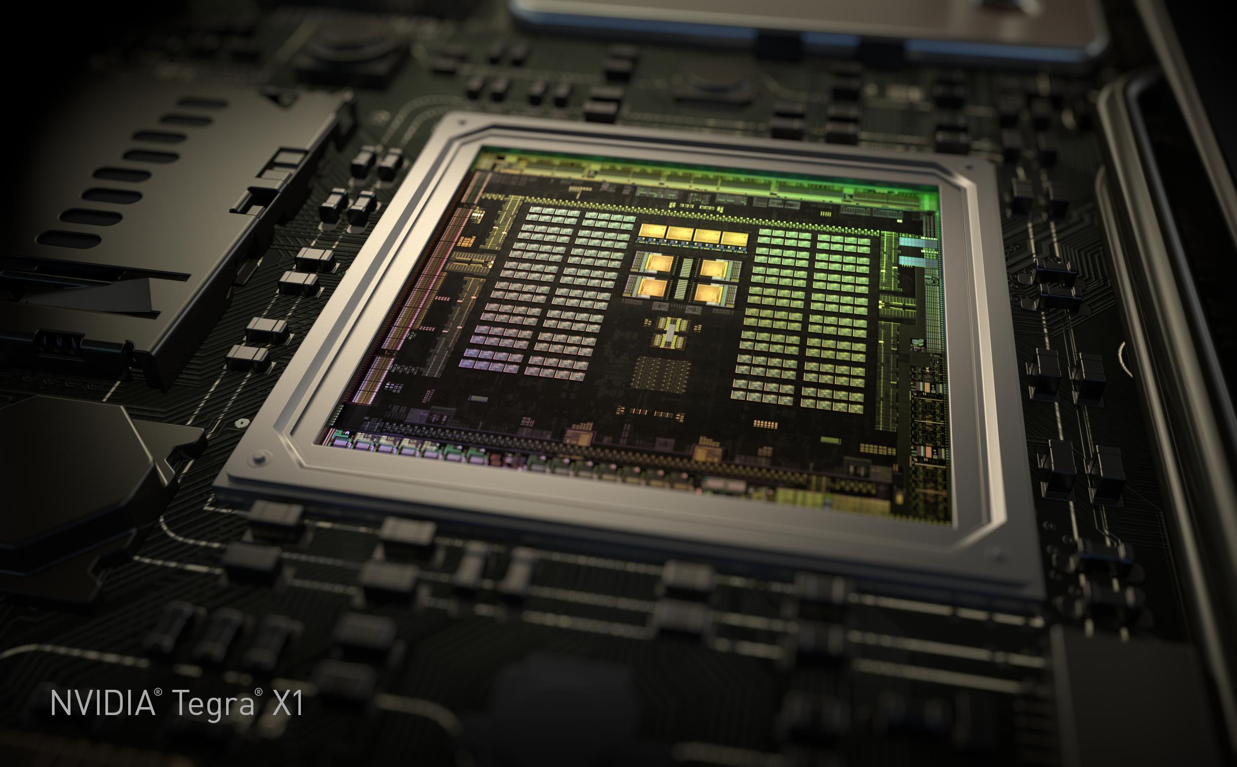 NVIDIA's Tegra X1 Puts A Teraflop In Your Pocket